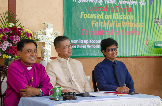 Conference acts on protocol, Christmas Covenant